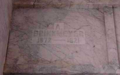 BRINKMEYER, AUGUST (GUS) - Yavapai County, Arizona | AUGUST (GUS) BRINKMEYER - Arizona Gravestone Photos