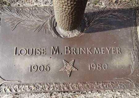 BRINKMEYER, LOUISE MARIE - Yavapai County, Arizona | LOUISE MARIE BRINKMEYER - Arizona Gravestone Photos