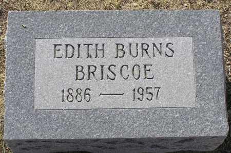 BRISCOE, ANNA EDITH - Yavapai County, Arizona | ANNA EDITH BRISCOE - Arizona Gravestone Photos