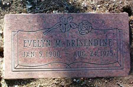VAN BUSKIRK BRISENDINE, EVELYN M. - Yavapai County, Arizona | EVELYN M. VAN BUSKIRK BRISENDINE - Arizona Gravestone Photos