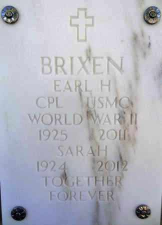 MCBRIDE BRIXEN, SARAH LEE - Yavapai County, Arizona | SARAH LEE MCBRIDE BRIXEN - Arizona Gravestone Photos