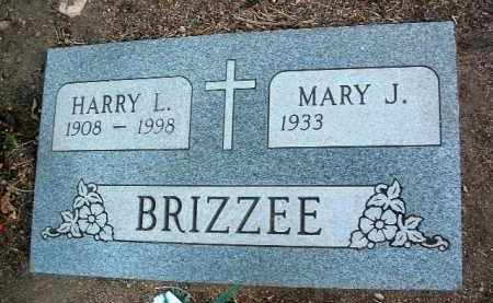 BRIZZEE, HARRY L. - Yavapai County, Arizona | HARRY L. BRIZZEE - Arizona Gravestone Photos