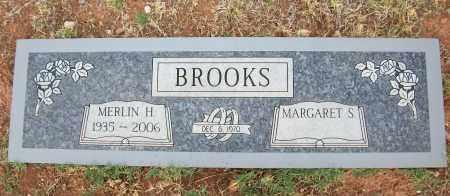 BROOKS, MERLIN HOMER - Yavapai County, Arizona | MERLIN HOMER BROOKS - Arizona Gravestone Photos