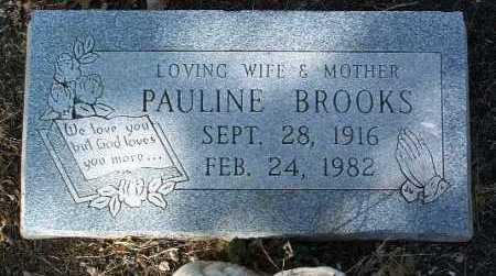 BROOKS, PAULINE ALICE - Yavapai County, Arizona | PAULINE ALICE BROOKS - Arizona Gravestone Photos