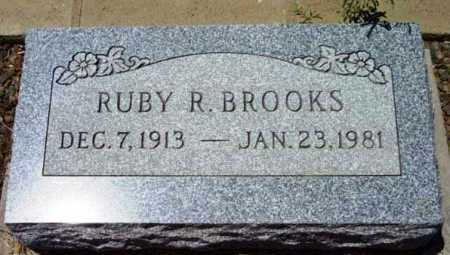 BROOKS, RUBY RAY - Yavapai County, Arizona | RUBY RAY BROOKS - Arizona Gravestone Photos