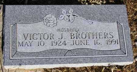 BROTHERS, VICTOR JON - Yavapai County, Arizona | VICTOR JON BROTHERS - Arizona Gravestone Photos