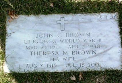 BROWN, THERESA M. - Yavapai County, Arizona | THERESA M. BROWN - Arizona Gravestone Photos