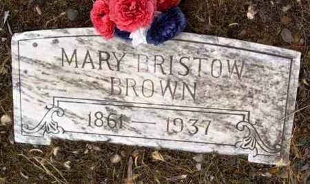 LOY BRISTOW, MARY - Yavapai County, Arizona | MARY LOY BRISTOW - Arizona Gravestone Photos