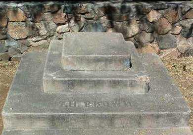 BROWN, T. H. - Yavapai County, Arizona | T. H. BROWN - Arizona Gravestone Photos