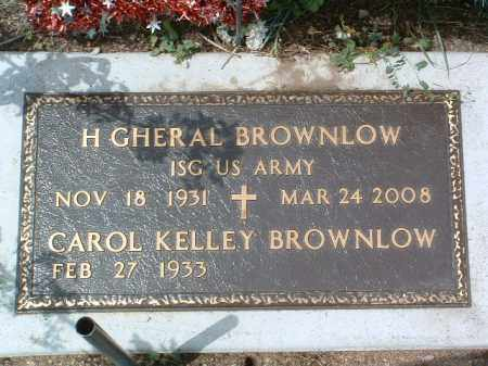 KELLEY BROWNLOW, C. - Yavapai County, Arizona | C. KELLEY BROWNLOW - Arizona Gravestone Photos