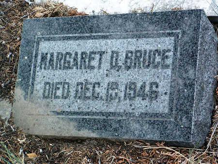 WYANTS BRUCE, MARGARET DAISY - Yavapai County, Arizona | MARGARET DAISY WYANTS BRUCE - Arizona Gravestone Photos