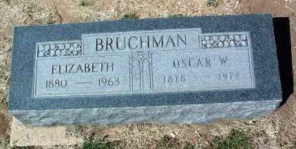BRENNAN BRUCHMAN, E. M. - Yavapai County, Arizona   E. M. BRENNAN BRUCHMAN - Arizona Gravestone Photos