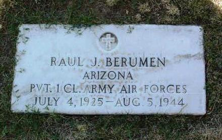 BRUMEN, RAUL J. - Yavapai County, Arizona | RAUL J. BRUMEN - Arizona Gravestone Photos