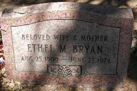 RICKEY BRYAN, ETHEL MAY - Yavapai County, Arizona | ETHEL MAY RICKEY BRYAN - Arizona Gravestone Photos