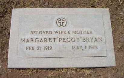 BRYAN, MARGARET (PEGGY) - Yavapai County, Arizona | MARGARET (PEGGY) BRYAN - Arizona Gravestone Photos