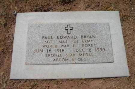 BRYAN, PAUL EDWARD - Yavapai County, Arizona | PAUL EDWARD BRYAN - Arizona Gravestone Photos