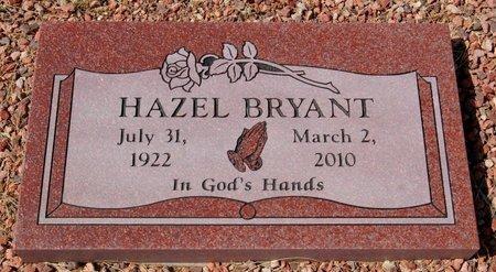 BRYANT, HAZEL - Yavapai County, Arizona | HAZEL BRYANT - Arizona Gravestone Photos
