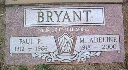 BRYANT, PAUL PERRY - Yavapai County, Arizona | PAUL PERRY BRYANT - Arizona Gravestone Photos