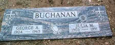 BUCHANAN, JULIA DUHRING - Yavapai County, Arizona | JULIA DUHRING BUCHANAN - Arizona Gravestone Photos