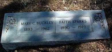 SPARKS, FAITH - Yavapai County, Arizona | FAITH SPARKS - Arizona Gravestone Photos