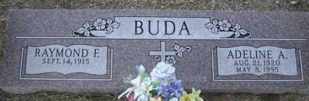 BUDA, ADELINE A. - Yavapai County, Arizona | ADELINE A. BUDA - Arizona Gravestone Photos