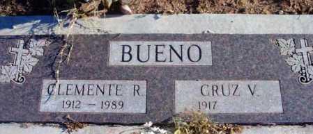 BUENO, CLEMENTE R. - Yavapai County, Arizona   CLEMENTE R. BUENO - Arizona Gravestone Photos