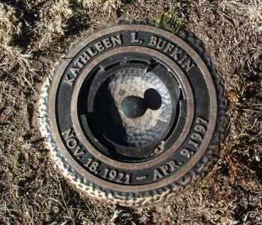 PAGE BUFKIN, KATHLEEN L. - Yavapai County, Arizona | KATHLEEN L. PAGE BUFKIN - Arizona Gravestone Photos