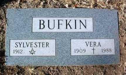 BUFKIN, SYLVESTER HASSELL - Yavapai County, Arizona   SYLVESTER HASSELL BUFKIN - Arizona Gravestone Photos