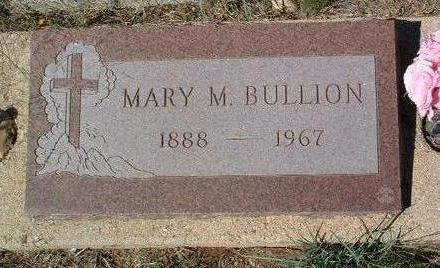 BULLION, MARY MATILDA - Yavapai County, Arizona | MARY MATILDA BULLION - Arizona Gravestone Photos