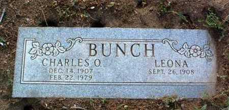 LOVELL BUNCH, LEONA - Yavapai County, Arizona | LEONA LOVELL BUNCH - Arizona Gravestone Photos
