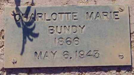 PETERSON BUNDY, C. M. - Yavapai County, Arizona | C. M. PETERSON BUNDY - Arizona Gravestone Photos