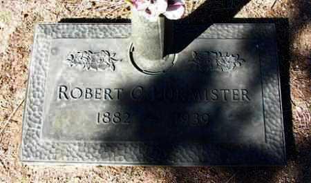BURMISTER, ROBERT CHARLES / CLINTON - Yavapai County, Arizona | ROBERT CHARLES / CLINTON BURMISTER - Arizona Gravestone Photos