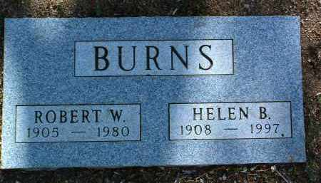 BURNS, HELEN BERNICE - Yavapai County, Arizona | HELEN BERNICE BURNS - Arizona Gravestone Photos