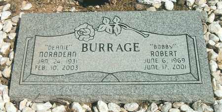 BURRAGE, ROBERT (BOBBY) - Yavapai County, Arizona | ROBERT (BOBBY) BURRAGE - Arizona Gravestone Photos