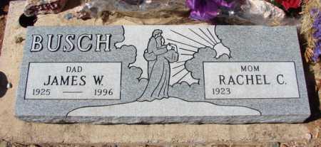 BUSCH, JAMES W. - Yavapai County, Arizona   JAMES W. BUSCH - Arizona Gravestone Photos