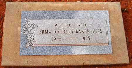 BUSS, ERMA DOROTHY - Yavapai County, Arizona | ERMA DOROTHY BUSS - Arizona Gravestone Photos