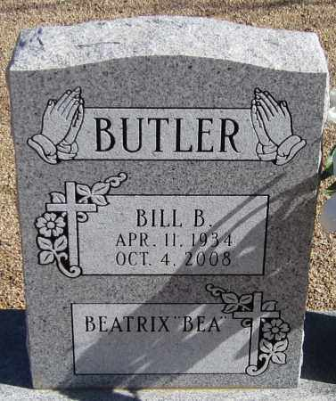 BUTLER, BILL B. - Yavapai County, Arizona | BILL B. BUTLER - Arizona Gravestone Photos