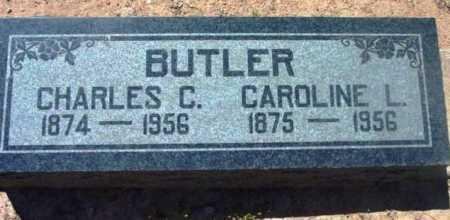 BUTLER, CAROLINE LOUISE - Yavapai County, Arizona | CAROLINE LOUISE BUTLER - Arizona Gravestone Photos