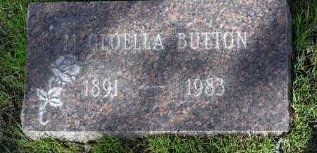 BUTTON, MARY GLOELLA - Yavapai County, Arizona   MARY GLOELLA BUTTON - Arizona Gravestone Photos