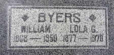 BYERS, WILLIAM R. - Yavapai County, Arizona | WILLIAM R. BYERS - Arizona Gravestone Photos