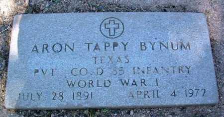 BYNUM, ARON TAPPY - Yavapai County, Arizona | ARON TAPPY BYNUM - Arizona Gravestone Photos