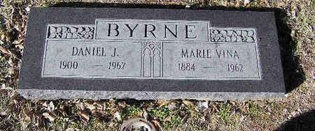 BYRNE, MARIE VINA - Yavapai County, Arizona | MARIE VINA BYRNE - Arizona Gravestone Photos