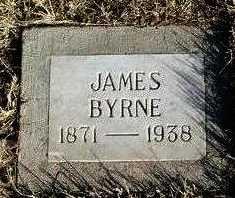BYRNE, JAMES - Yavapai County, Arizona | JAMES BYRNE - Arizona Gravestone Photos