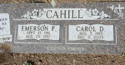 CAHILL, CAROL DOROTHY - Yavapai County, Arizona | CAROL DOROTHY CAHILL - Arizona Gravestone Photos