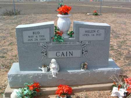 HENDERSON CAIN, HELEN C. - Yavapai County, Arizona | HELEN C. HENDERSON CAIN - Arizona Gravestone Photos