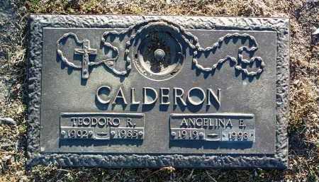 CALDERON, ANGELINA E. - Yavapai County, Arizona | ANGELINA E. CALDERON - Arizona Gravestone Photos