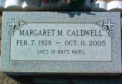 THOMPSON CALDWELL, M. - Yavapai County, Arizona | M. THOMPSON CALDWELL - Arizona Gravestone Photos