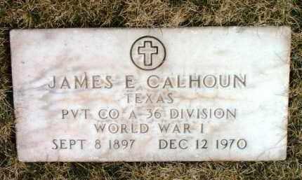 CALHOUN, JAMES ESTEEN - Yavapai County, Arizona   JAMES ESTEEN CALHOUN - Arizona Gravestone Photos