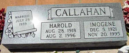 CALLAHAN, ELSIE IMOGENE - Yavapai County, Arizona | ELSIE IMOGENE CALLAHAN - Arizona Gravestone Photos