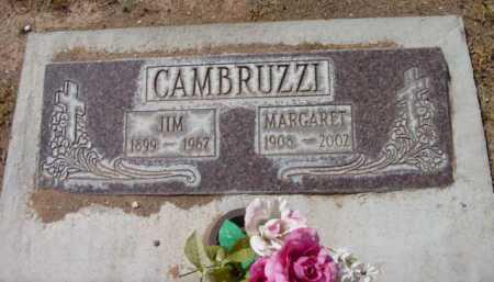 CAMBRUZZI, JAMES (JIM) - Yavapai County, Arizona | JAMES (JIM) CAMBRUZZI - Arizona Gravestone Photos